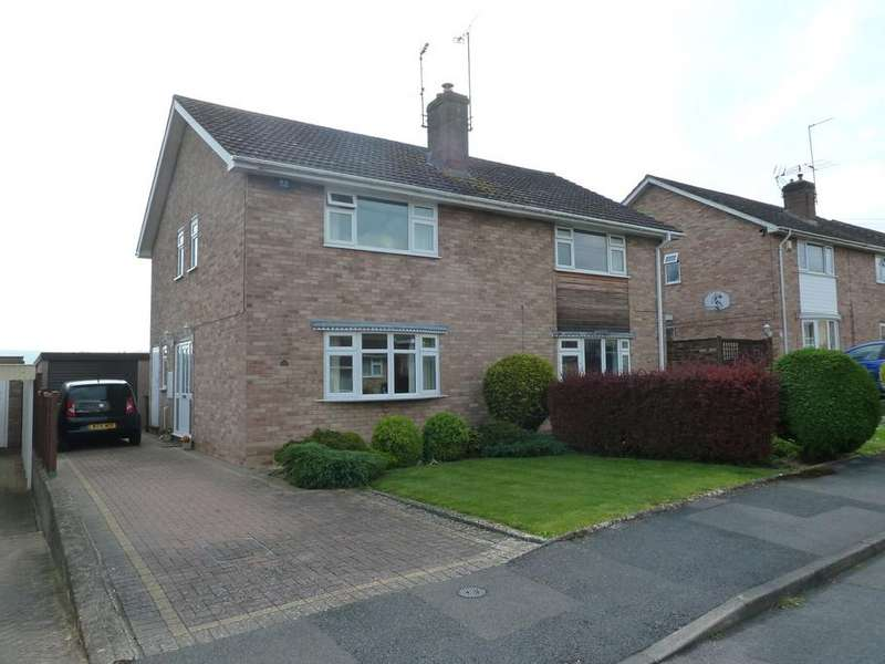 3 Bedrooms Semi Detached House for sale in Oldbury Orchard, Churchdown, Gloucester, GL3