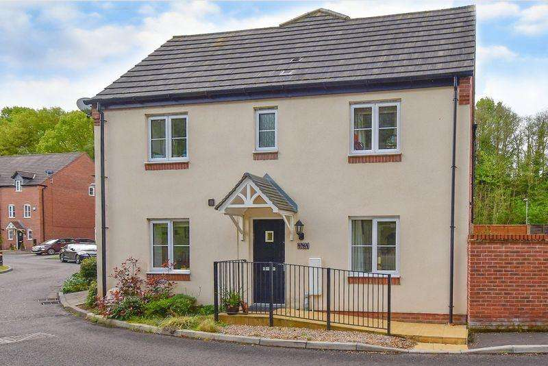 3 Bedrooms End Of Terrace House for sale in Bath Vale, Congleton