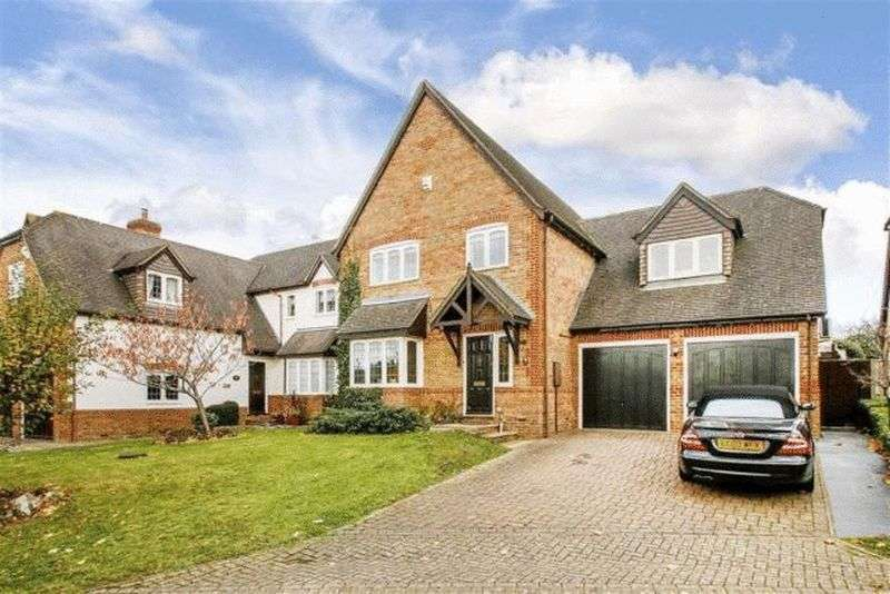 5 Bedrooms Property for sale in Phoebes Orchard, Milton Keynes