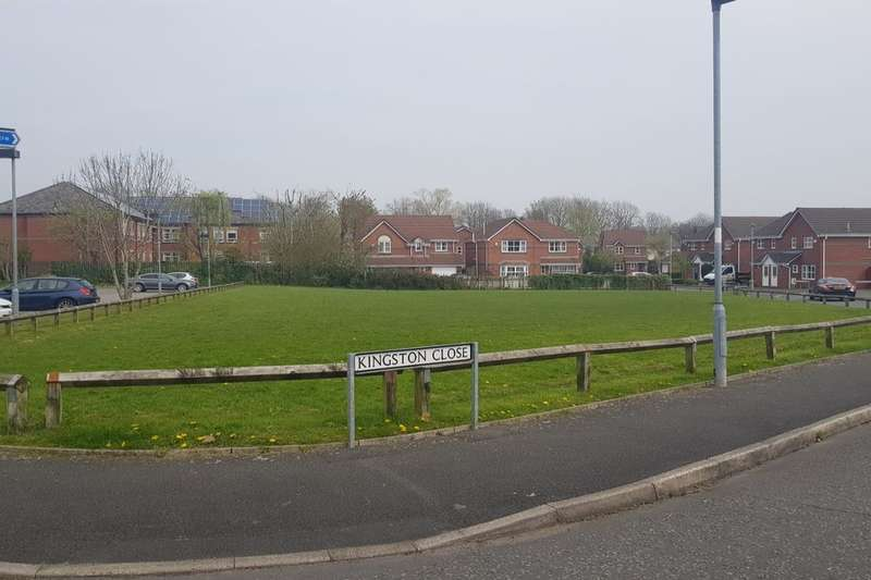 Land Commercial for sale in Kingston Close, Bury, BL8