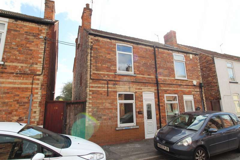 3 Bedrooms Semi Detached House for sale in Woods Terrace, Gainsborough DN21