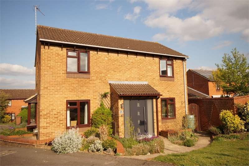 4 Bedrooms Detached House for sale in Allonby Close, Lower Earley, READING, Berkshire