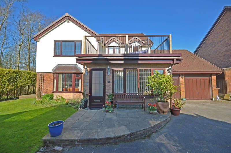 5 Bedrooms Detached House for sale in The Pastures, Beardwood, Blackburn