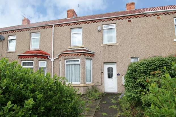 3 Bedrooms Terraced House for sale in West View Road, Hartlepool, Cleveland, TS24 0BN