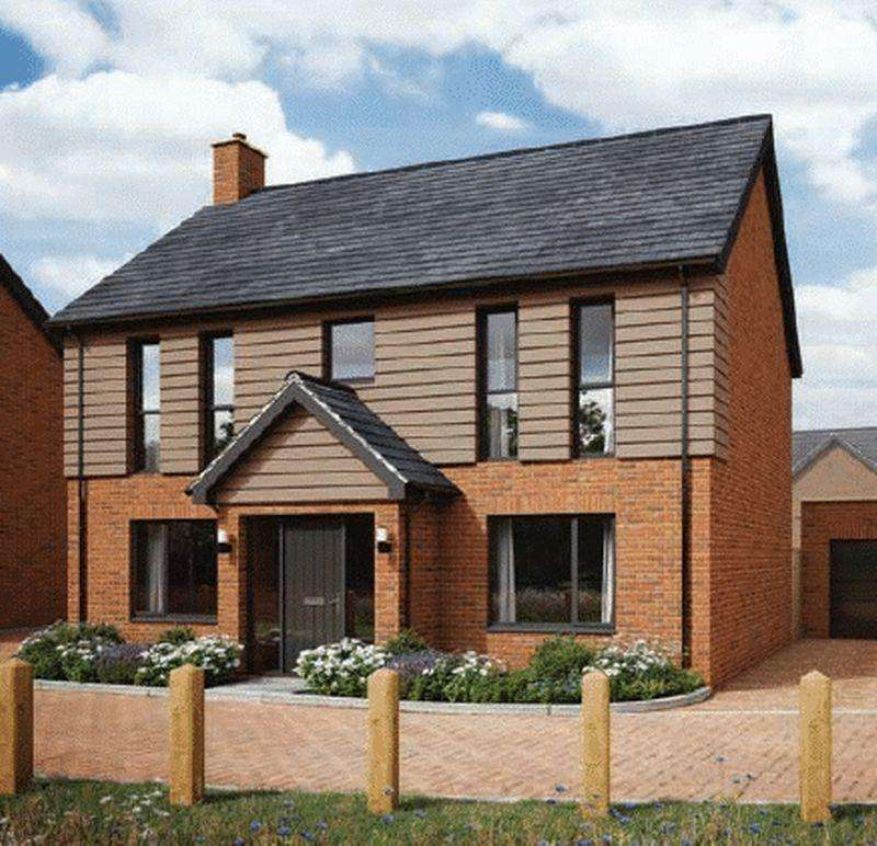 4 Bedrooms Detached House for sale in Newark Meadows, Honeythorn Close, Gloucester, GL2 5LU