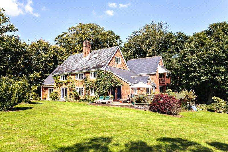 6 Bedrooms Detached House for sale in Ashampstead, Reading