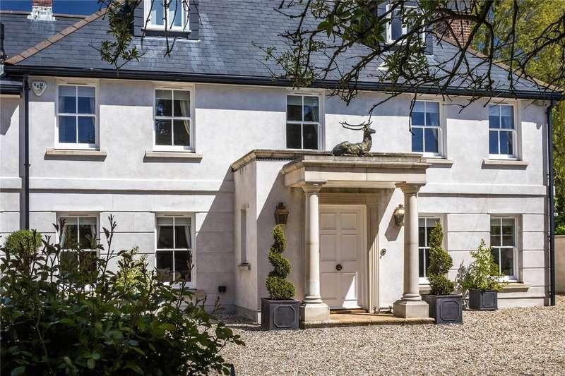 9 Bedrooms Detached House for sale in Hamlet, Sherborne, Dorset, DT9