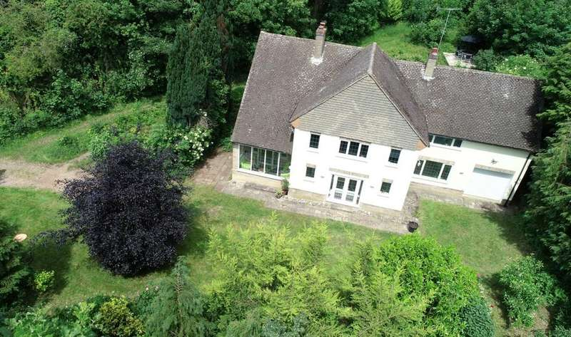 5 Bedrooms Detached House for sale in Kings Langley HERTFORDSHIRE