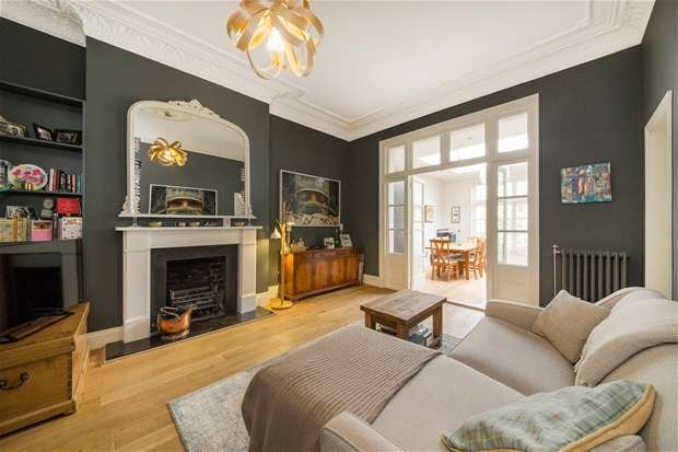 2 Bedrooms Flat for sale in Grove Park, Peckham Rye