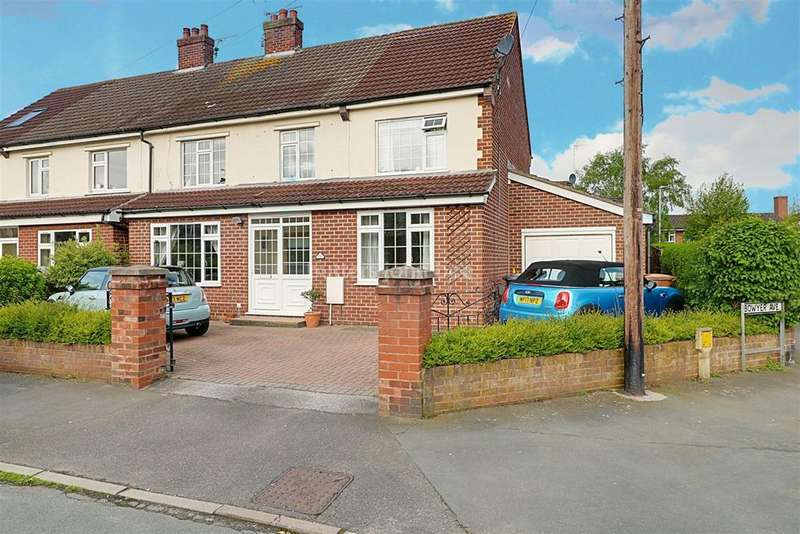 5 Bedrooms Semi Detached House for sale in Bowyer Avenue, Nantwich