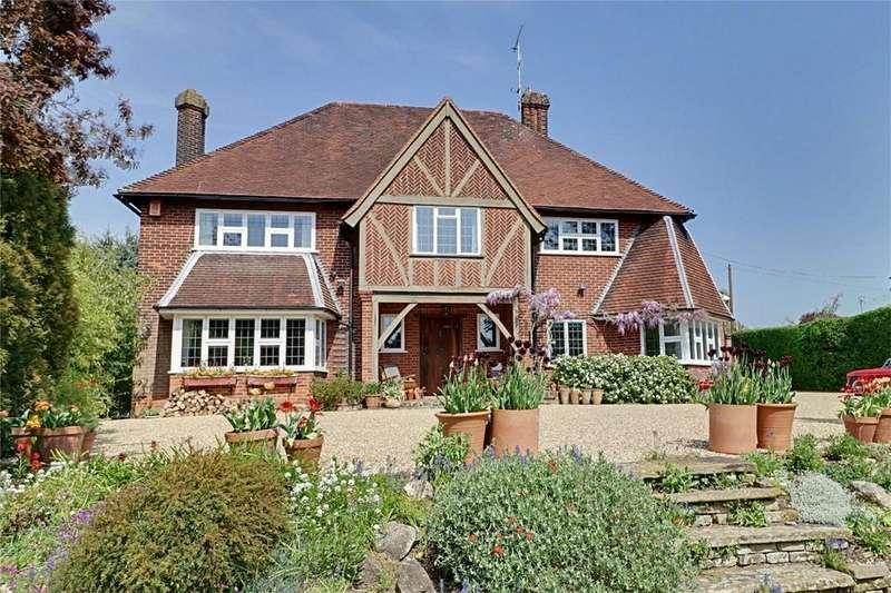 5 Bedrooms Detached House for sale in Maylins Drive, Sawbridgeworth, Hertfordshire