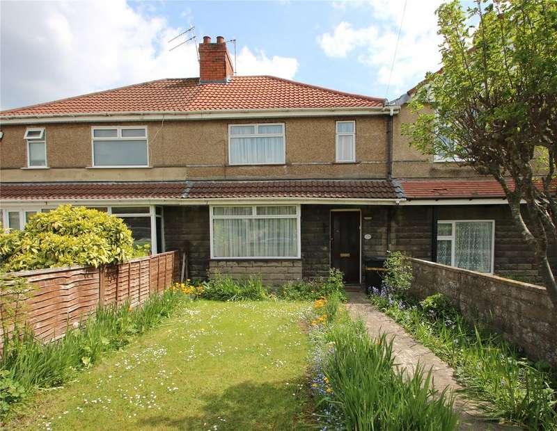 3 Bedrooms Terraced House for sale in Grange Road, Bishopsworth, BRISTOL, BS13