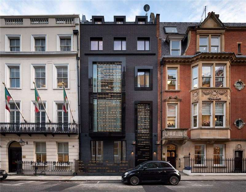 5 Bedrooms Terraced House for sale in The Grande House, St James's, London, SW1A