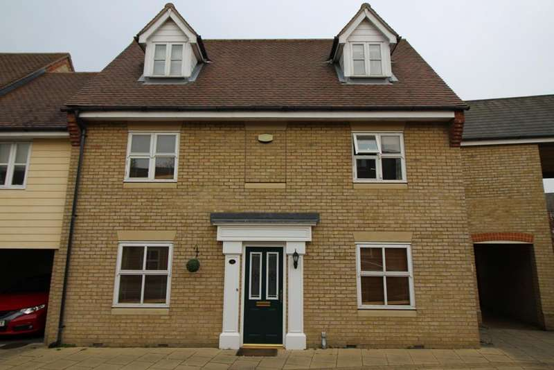4 Bedrooms Link Detached House for sale in Hesper Road, Colchester, Essex, CO2