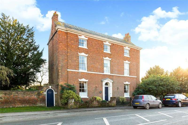6 Bedrooms Unique Property for sale in Holmfield House, Donington, Spalding, Lincolnshire, PE11