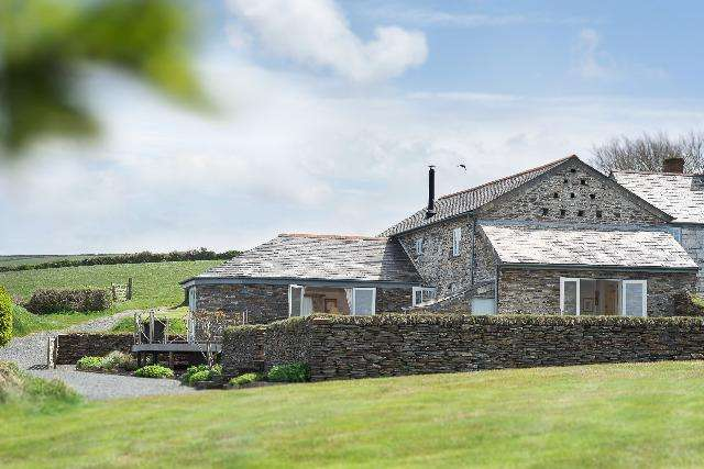 4 Bedrooms House for sale in The Milling Barn, Trebarwith Strand, Port Isaac