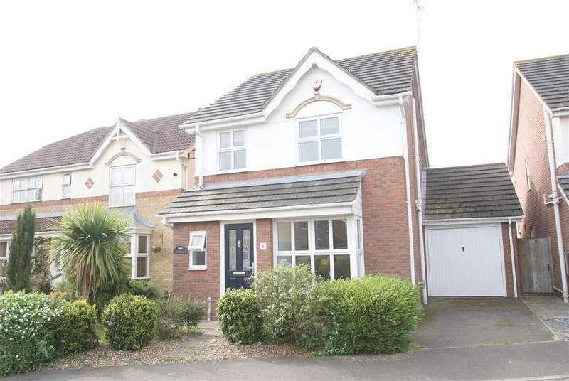 3 Bedrooms House for sale in Larke Rise, Southend-On-Sea
