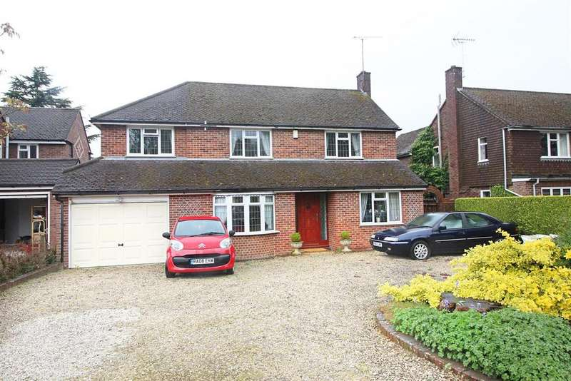 4 Bedrooms Detached House for sale in Chazey Road, Caversham, Reading