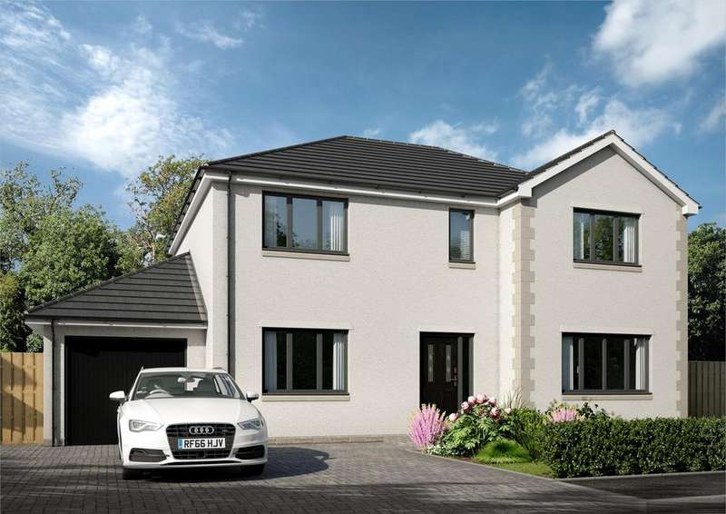 2 Bedrooms Terraced House for sale in New Flockhouse, Lochore, Lochgelly, KY5