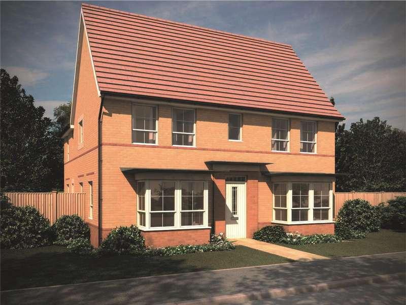 4 Bedrooms Property for sale in Fen Street, Brooklands, Alnwick, Milton Keynes