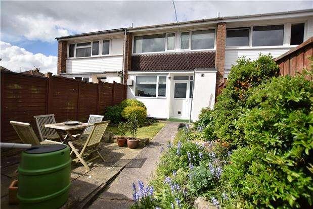 3 Bedrooms Terraced House for sale in Kelston Road, Keynsham, BRISTOL, BS31 2JL