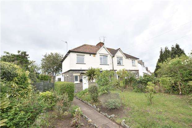 3 Bedrooms Semi Detached House for sale in Parkwall Road, Longwell Green, BS30 8HL