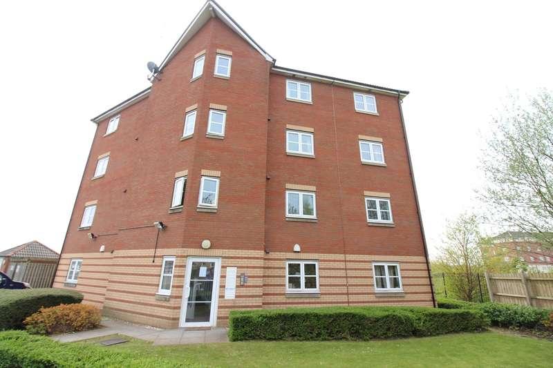 2 Bedrooms Apartment Flat for sale in Amelia Way, Newport, NP19