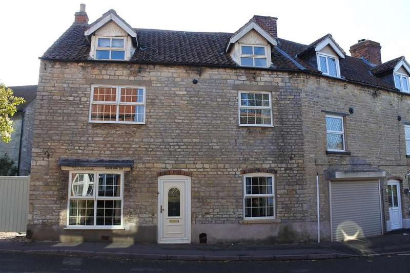 5 Bedrooms Terraced House for sale in High Street, Colsterworth, Grantham