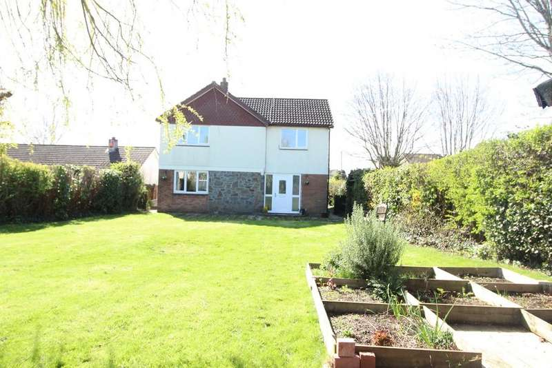 4 Bedrooms Detached House for sale in Newport Road, Magor, Caldicot, NP26
