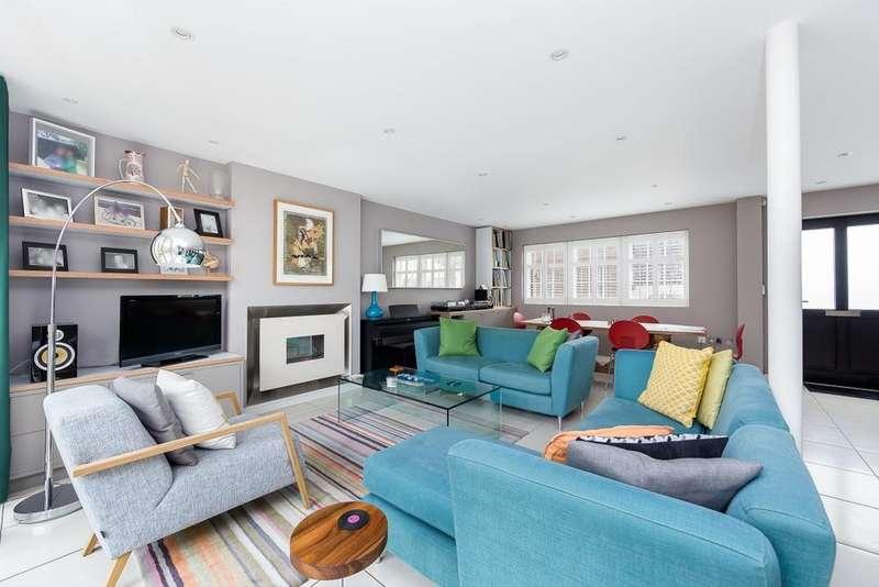 3 Bedrooms Terraced House for sale in Bevan Mews, Shepherds Bush, London, W12