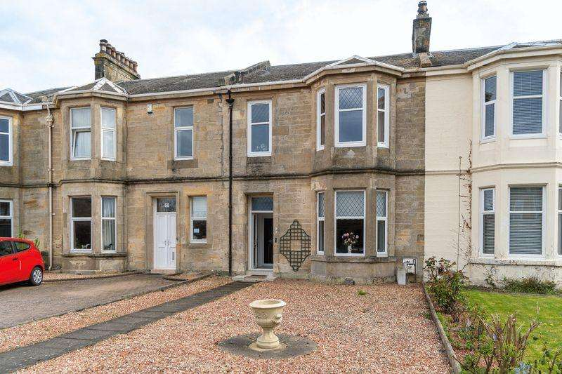 4 Bedrooms Terraced House for sale in 58 Prestwick Road, Ayr, KA8 8JR