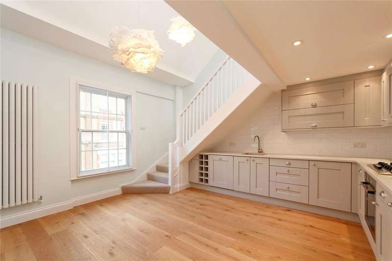 2 Bedrooms Apartment Flat for sale in Cavaye Place, London, SW10
