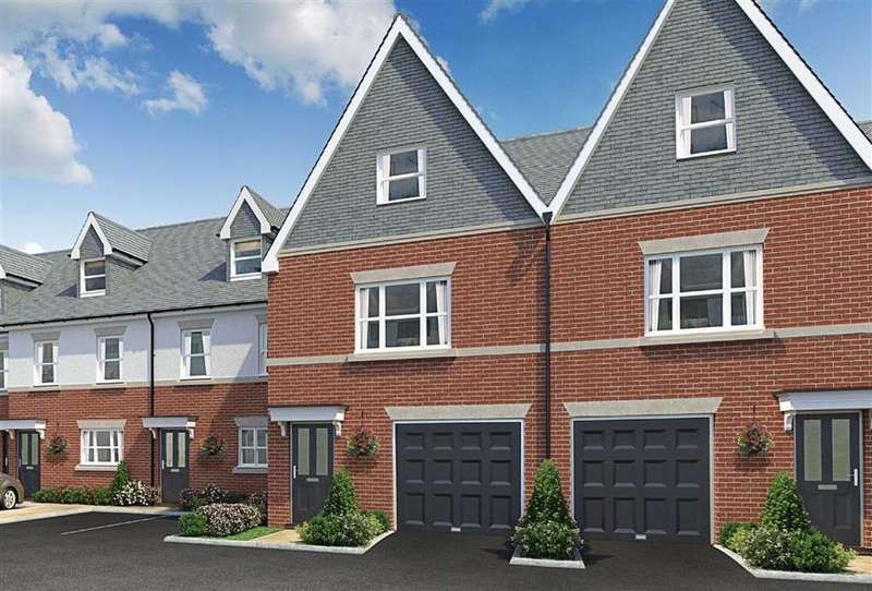 3 Bedrooms Terraced House for sale in Wilmslow Road, Handforth