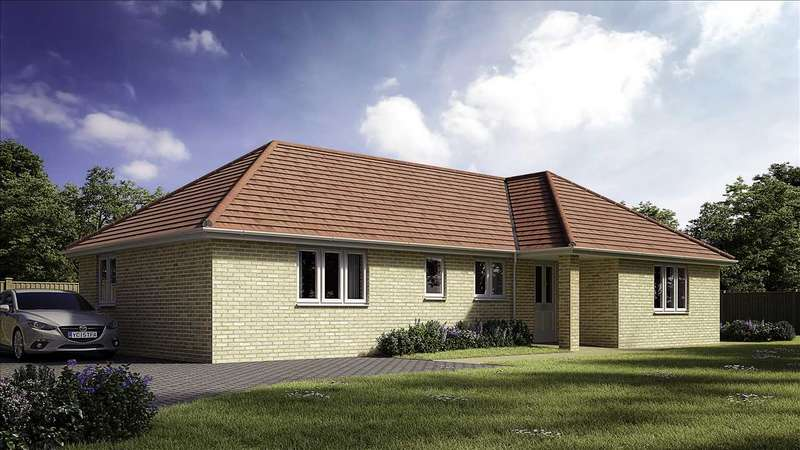 3 Bedrooms Detached House for sale in The Meadows - Hollesley, Hollesley