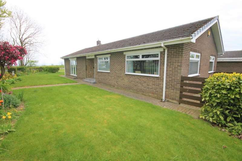 3 Bedrooms Detached Bungalow for sale in Eskdale Gardens, Shildon
