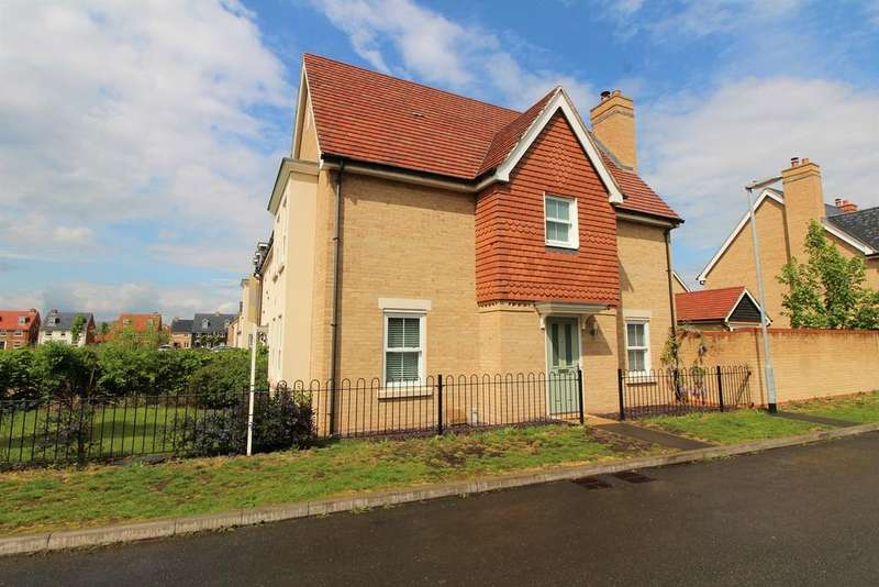 4 Bedrooms Detached House for sale in Maunder Avenue, Biggleswade, SG18
