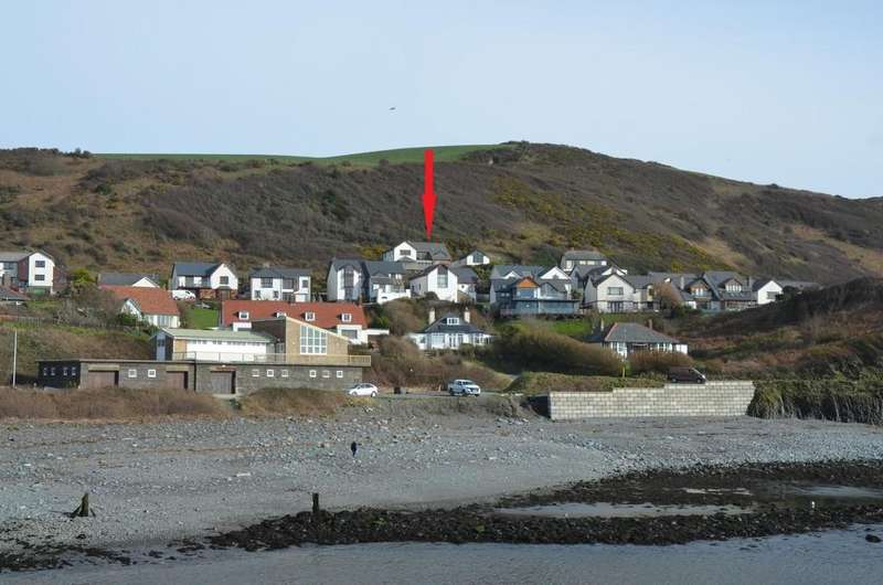 3 Bedrooms Detached House for sale in Felin Y Mor, Aberystwyth