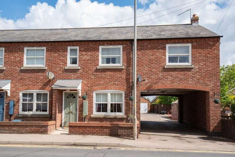 4 Bedrooms Terraced House for sale in High Street, Gosberton, Spalding, PE11