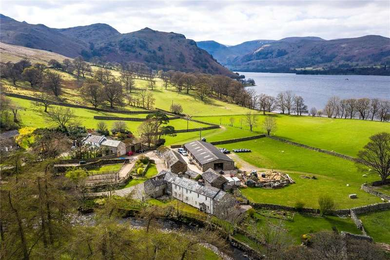 Farm Commercial for sale in Beckside Farm, Sandwick, Martindale, Penrith, CA10