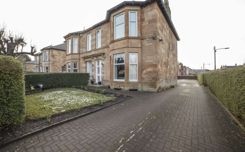 4 Bedrooms Semi Detached House for sale in Rhannan Road, Cathcart