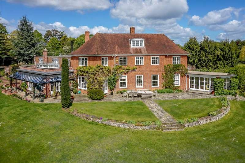 8 Bedrooms Detached House for sale in Upton Grey, Basingstoke, Hampshire
