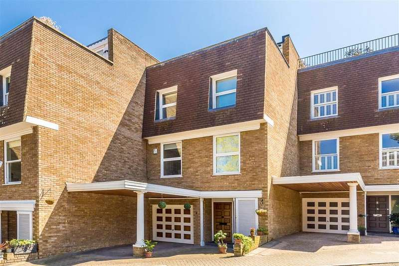 5 Bedrooms Terraced House for sale in Welford Place, London