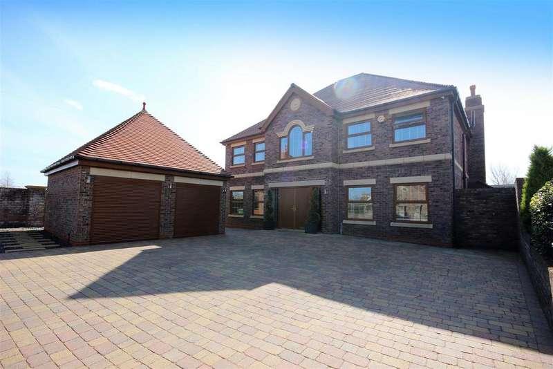 4 Bedrooms Detached House for sale in Waterside Way, Hartlepool
