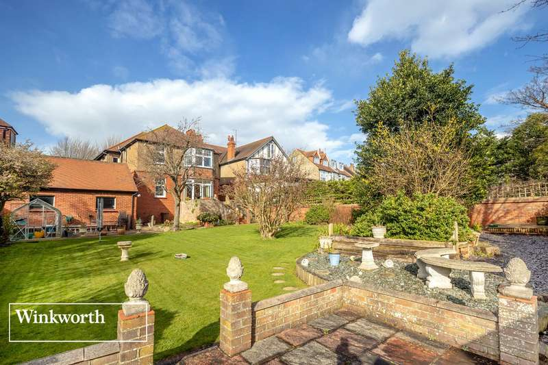 6 Bedrooms Semi Detached House for sale in Wilbury Crescent, Hove, East Sussex, BN3