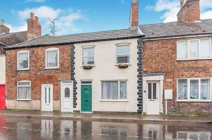 2 Bedrooms Terraced House for sale in Vauxhall Road, Boston, Lincolnshire, England