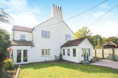 3 Bedrooms Semi Detached House for sale in Bosley, Macclesfield, Cheshire