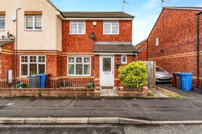 3 Bedrooms End Of Terrace House for sale in Croasdale Avenue, Manchester, Greater Manchester, Uk