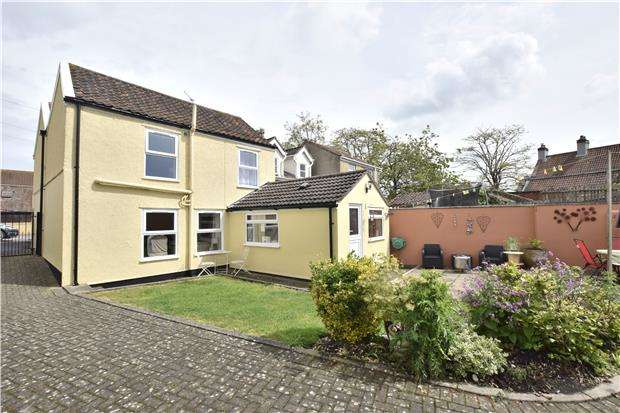 3 Bedrooms End Of Terrace House for sale in Cadbury Heath Road, Warmley, BS30 8BX
