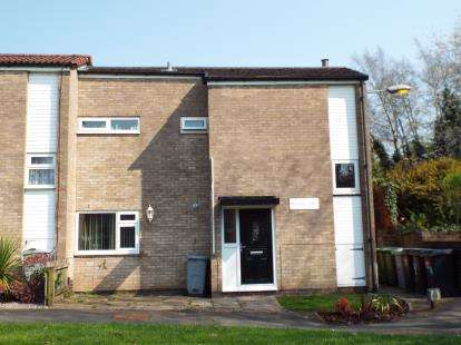 2 Bedrooms End Of Terrace House for sale in Edleston Grove, Wilmslow, Cheshire, .