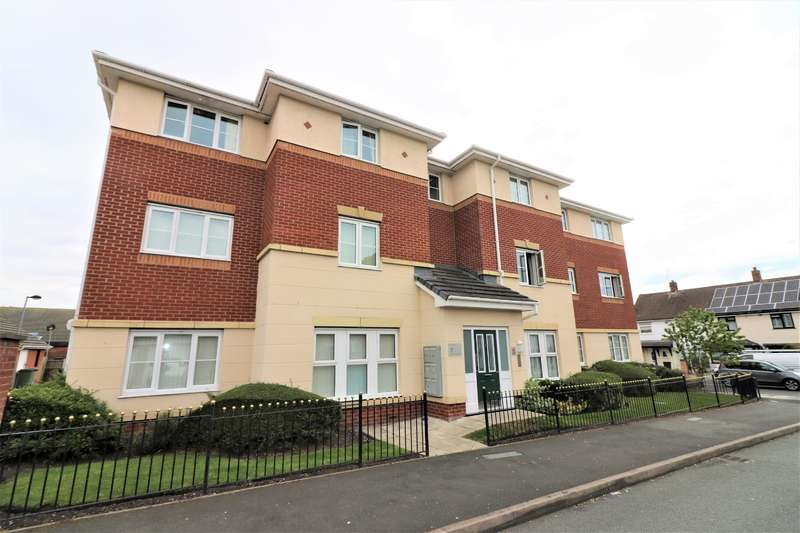 2 Bedrooms Flat for sale in Kingham Close, Leasowe, CH46 2PN